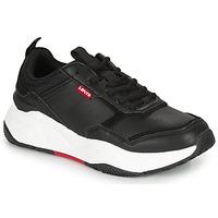 Pantofi Femei Pantofi sport Casual Levi's WEST Negru