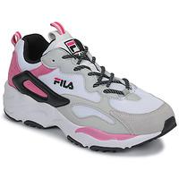 Pantofi Femei Pantofi sport Casual Fila RAY TRACER CB WMN Alb / Roz