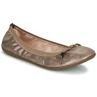 Pantofi Femei Balerin și Balerini cu curea Les Petites Bombes AVA Bronz