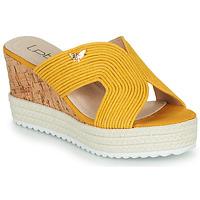 Pantofi Femei Papuci de vară Les Petites Bombes LIDY MuȘtar