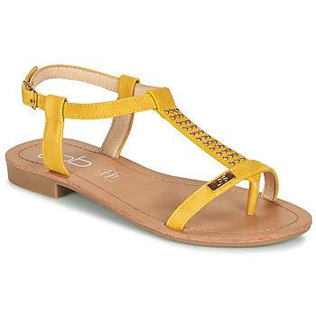 Pantofi Femei Sandale  Les Petites Bombes EMILIE MuȘtar