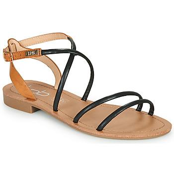 Pantofi Femei Sandale  Les Petites Bombes EDEN Negru