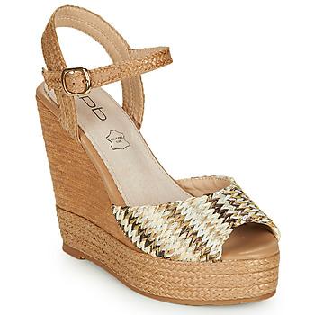 Pantofi Femei Sandale  Les Petites Bombes PAOLA Bej