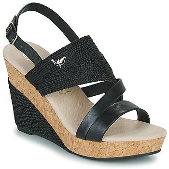 Pantofi Femei Sandale  Les Petites Bombes MELINE Negru
