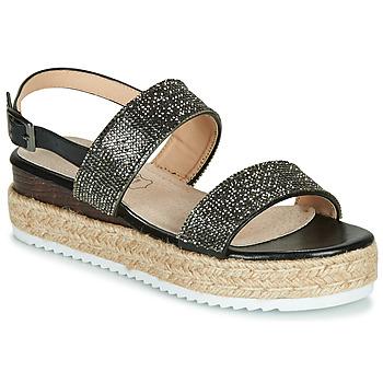 Pantofi Femei Sandale  Les Petites Bombes CHLOE Negru