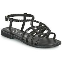 Pantofi Femei Sandale  Les Petites Bombes ARIA Negru