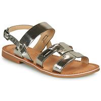 Pantofi Femei Sandale  Les Petites Bombes BRANDY Argintiu