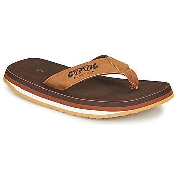 Pantofi Bărbați  Flip-Flops Cool shoe ORIGINAL Maro