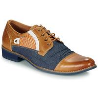 Pantofi Bărbați Pantofi Derby Kdopa JONES Camel / Albastru