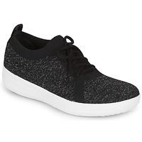 Pantofi Femei Pantofi sport Casual FitFlop F-SPORTY UBERKNIT SNEAKERS Negru