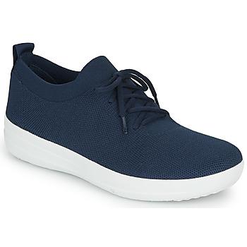 Pantofi Femei Pantofi sport Casual FitFlop F-SPORTY UBERKNIT SNEAKERS Albastru