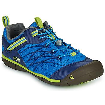 Pantofi Băieți Sandale sport Keen CHANDLER CNX Albastru / Verde