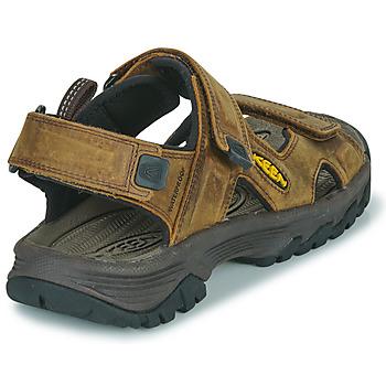 Pantofi Bărbați Sandale sport Keen TARGHEE III OPEN TOE SANDAL Maro