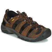 Pantofi Bărbați Sandale sport Keen TARGHEE III SANDAL Maro