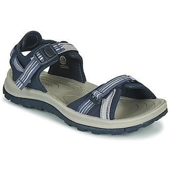 Pantofi Femei Sandale sport Keen TERRADORA II OPEN TOE SANDAL Albastru