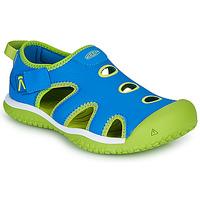 Pantofi Copii Sandale sport Keen STINGRAY Albastru / Verde