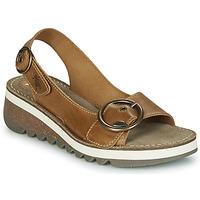 Pantofi Femei Sandale  Fly London TRAM2 FLY Camel