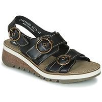 Pantofi Femei Sandale  Fly London TEAR2 FLY Negru