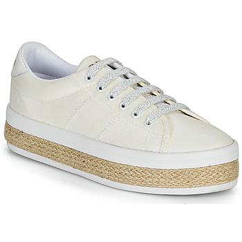 Pantofi Femei Pantofi sport Casual No Name MALIBU SNEAKER Alb