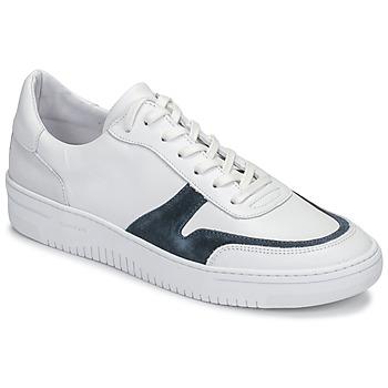 Pantofi Bărbați Pantofi sport Casual Schmoove EVOC-SNEAKER Alb / Albastru