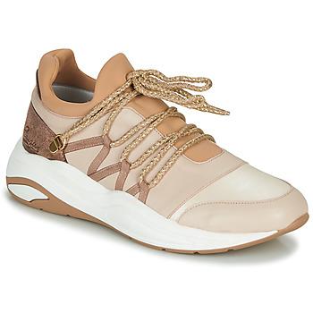 Pantofi Femei Pantofi sport Casual Pataugas FRANCESCA Camel