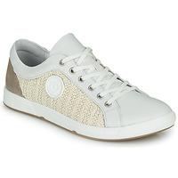 Pantofi Femei Pantofi sport Casual Pataugas JOHANA Ecru / Galben