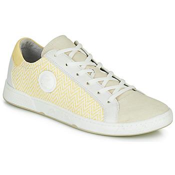 Pantofi Femei Pantofi sport Casual Pataugas JUNE/N Crem / Galben