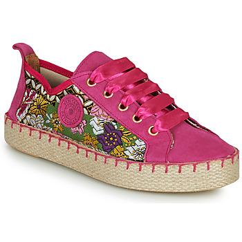 Pantofi Femei Espadrile Pataugas PANKE Roz