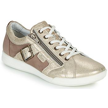 Pantofi Femei Pantofi sport Casual Pataugas PAULINE/M Auriu