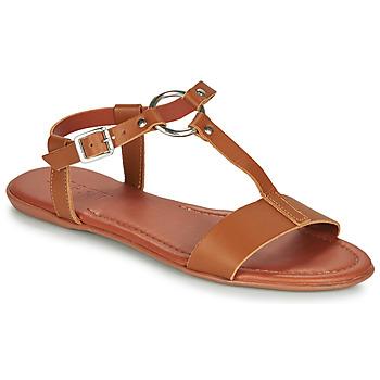 Pantofi Femei Sandale  Esprit KONA T STRAP Coniac