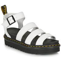 Pantofi Femei Sandale  Dr Martens BLAIRE HYDRO Alb
