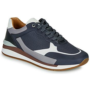 Pantofi Bărbați Pantofi sport Casual BOSS LEMENT RUNN LYEM Bleumarin / Gri