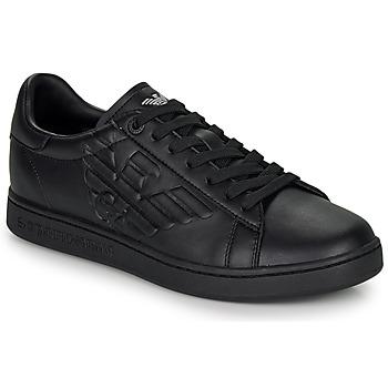 Pantofi Pantofi sport Casual Emporio Armani EA7 CLASSIC NEW CC Negru