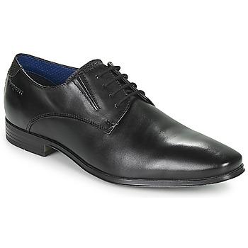 Pantofi Bărbați Pantofi Derby Bugatti MORINO Negru