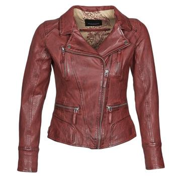 Îmbracaminte Femei Jachete din piele și material sintetic Oakwood CAMERA Roșu