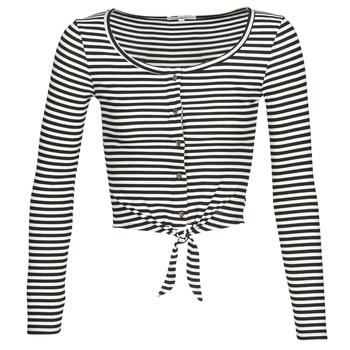 Îmbracaminte Femei Topuri și Bluze Pepe jeans FALBALA Negru