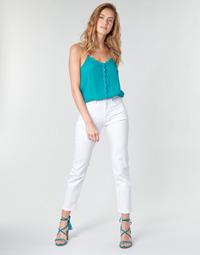 Îmbracaminte Femei Jeans drepti Pepe jeans MARY Alb