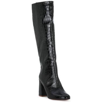 Pantofi Femei Cizme casual Priv Lab COCCO NERO Nero