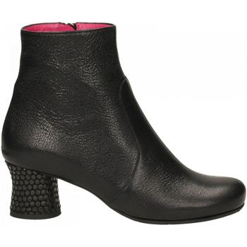 Pantofi Femei Botine Le Babe CUBA nero