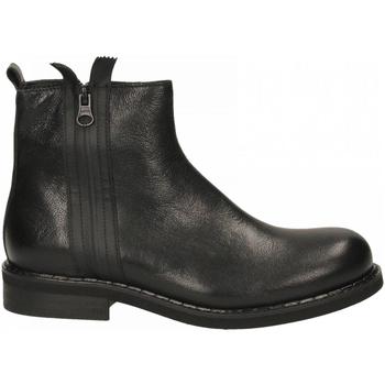 Pantofi Femei Ghete Mat:20 WEST nero