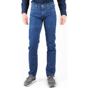 Îmbracaminte Bărbați Jeans drepti Lee Daren L707AA46 navy