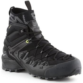 Pantofi Bărbați Drumetie și trekking Salewa Ms Wildfire Edge Mid Gtx 61350-0971 black