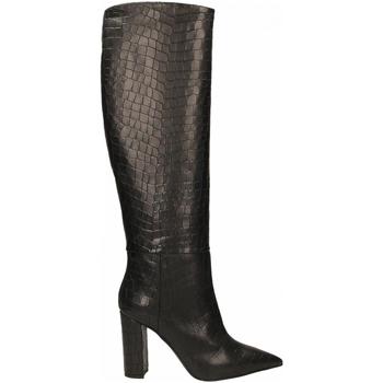 Pantofi Femei Cizme casual Giampaolo Viozzi KROCO nero