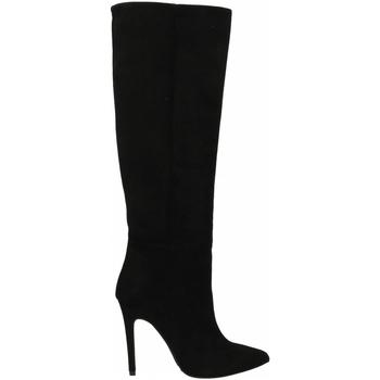 Pantofi Femei Pantofi cu toc Mivida CAMOSCIO nero