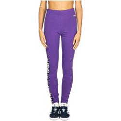 Îmbracaminte Femei Pantaloni de trening Fila WOMEN PHILINE leggings a033-tillandsia-purple