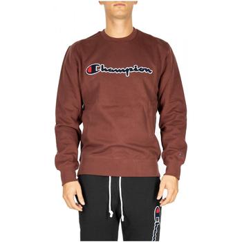 Îmbracaminte Bărbați Hanorace  Champion Crewneck Sweatshirt ms544-and-marrone