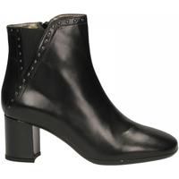 Pantofi Femei Pantofi Derby Enval D DI 42973 - CAPRA SOFT nero