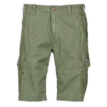 Îmbracaminte Bărbați Pantaloni scurti și Bermuda Superdry CORE CARGO SHORTS Draft / Olive