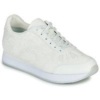 Pantofi Femei Pantofi sport Casual Desigual GALAXY LOTTIE Alb