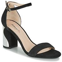 Pantofi Femei Sandale  Metamorf'Ose GABELOU Negru